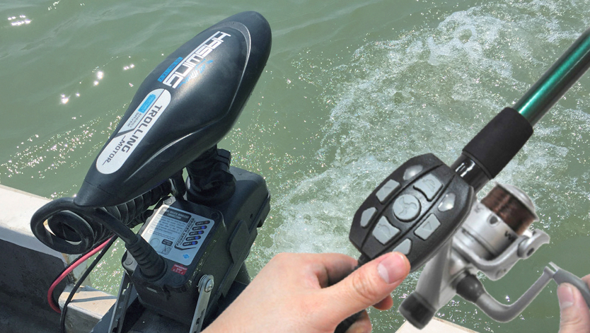 Cayman T Transom Mount Outboard Engine