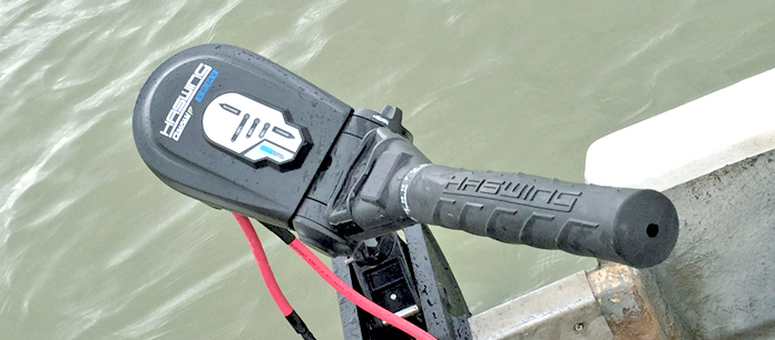 Protruar 1HP 2HP Electric Outboard
