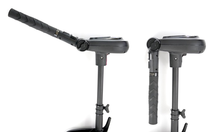Protruar 1HP 2HP Electric Outboard Folding Handle