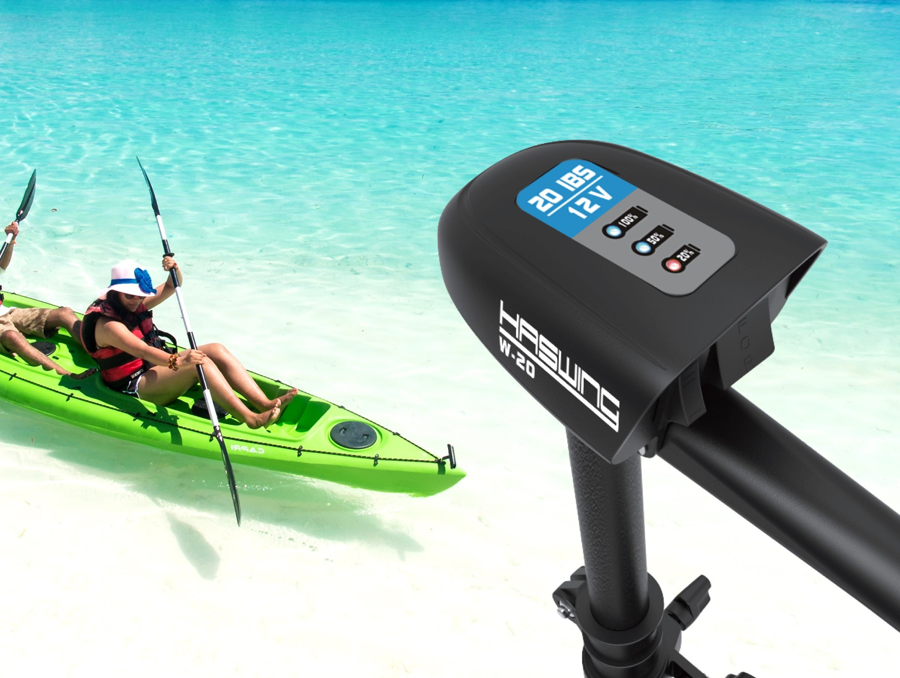 W20 Kayak Pro