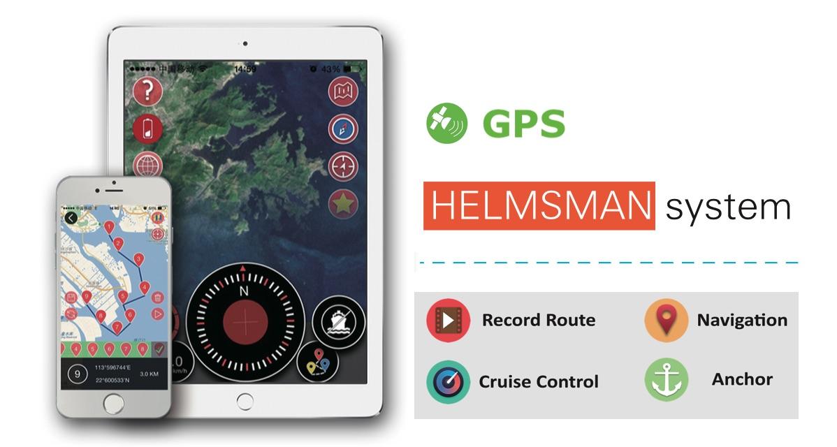 Cayman B GPS